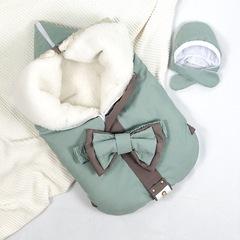 СуперМамкет. Конверт-одеяло всесезонное Мультикокон ®, Soft, мятный вид 1