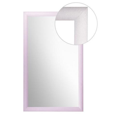 Зеркало настенное Attache (1000x600 мм, серебро)