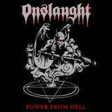 Onslaught / Power From Hell (RU)(CD)