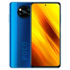 Смартфон Xiaomi Poco X3 NFC 6/128GB (Синий кобальт) Global Version