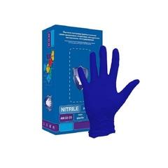 Перчатки Safe&Care Синие LN 308(200 шт.)Размер: М