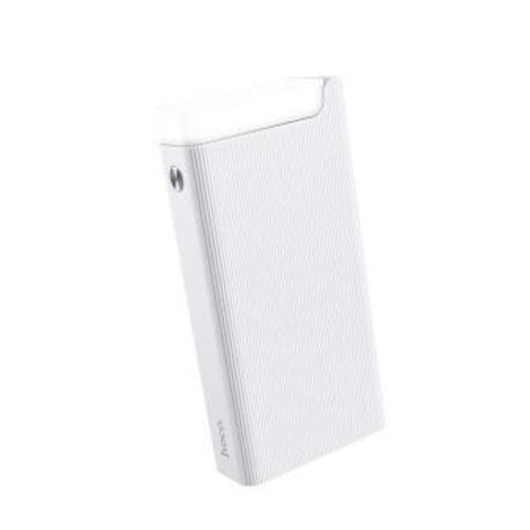 Внешний аккумулятор HOCO J62 30000mAh белый