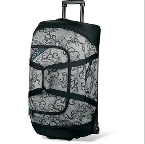Картинка сумка на колесах Dakine Wheeled Duffle 58L Juliet - 1