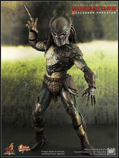 Predators 2010 - Predator Falconer