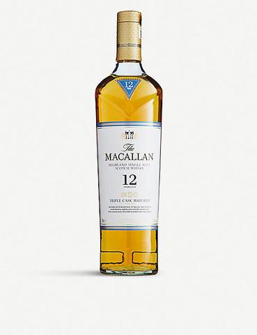 Виски Макаллан Трипп Каск Мейчурд 12 п/у Алкомаркет 0,7л