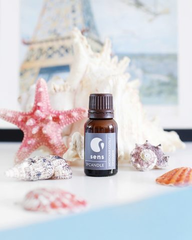 Эфирное масло для аромадиффузора - Морская соль и орхидея