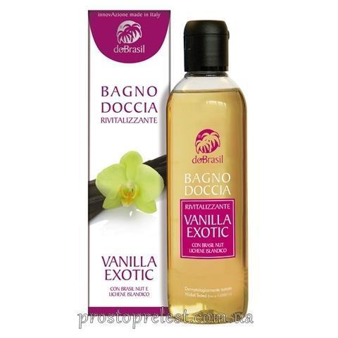Dobrasil bagnodoccia «vanilla exotic»-Тонизирующий гель для душа «Экзотическая ваниль»