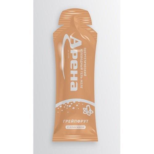 Гель углеводный с кофеином АРЕНА Первая