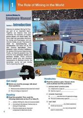 Career Paths Natural Resources II Mining (Esp) Student's Book. Учебник