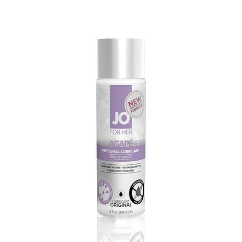 JO AGAPE, 60 ml Легкий гипоаллергенный лубрикант