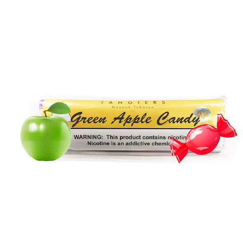 Табак Tangiers 250 г Noir Green Apple Candy