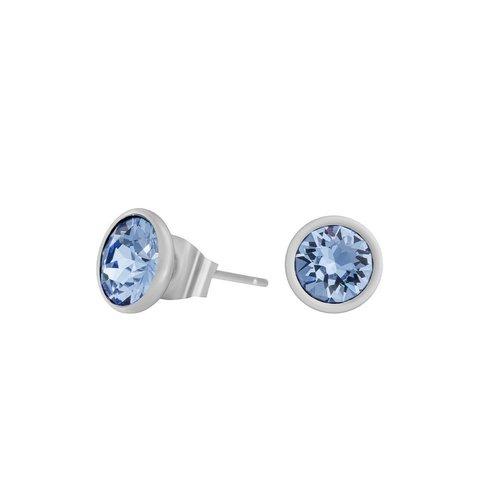 Пусеты Light Sapphire SWE297 LS S