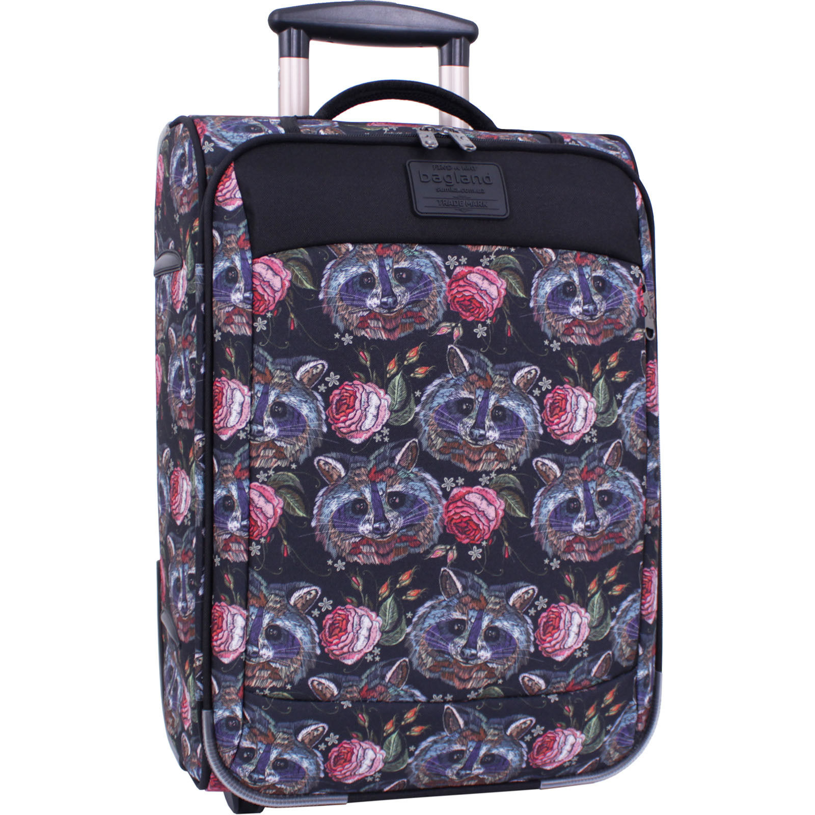 Дорожные чемоданы Чемодан Bagland Vichenzo 32 л. сублімація 477 (0037666194) IMG_4044_суб.477_.JPG