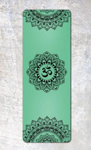 Каучуковый коврик для йоги Mandala Colors YY 183*65*0,4 см
