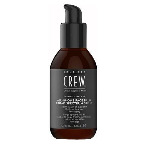 American Crew Shave: Увлажняющий бальзам для лица (All in One Face Balm), 170мл