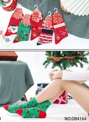 Носки новогодние женские (5 пар) арт. DB4164