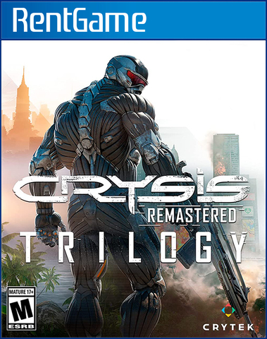 Crysis Remastered Trilogy PS4 | PS5