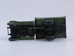 ZIS-5V board light green 1:43 Nash Avtoprom