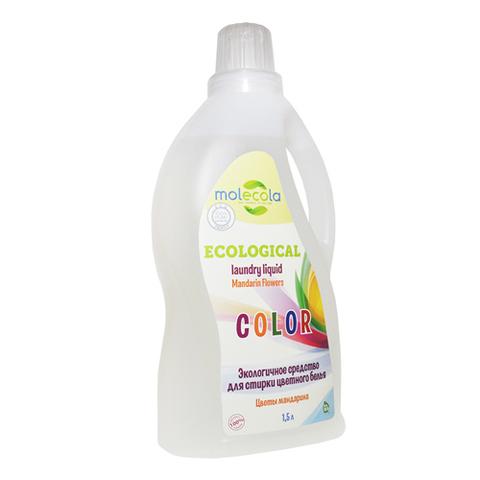 MOLECOLA Гель для стирки цветного и линяющего белья