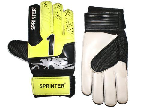 Перчатки вратарские с усилителем. Размер 10.  595-596