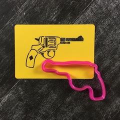 Пистолет №2 Наган