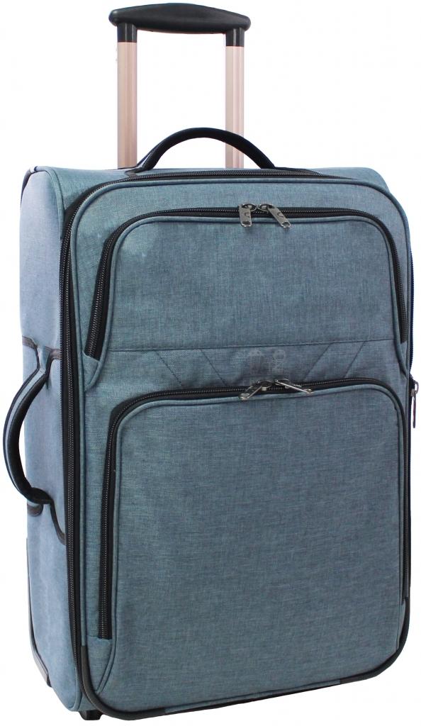 Дорожные чемоданы Чемодан Bagland Леон средний 51 л. Темно серый (003766924) 6f9c9e68ee7d43a6d1defdb4850c0f37.JPG