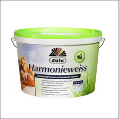 Краска для стен и потолков Dufa Harmonieweiss (Белый)