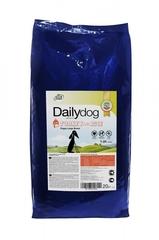 Сухой корм DailyDog Puppy Large Breed Turkey and Rice для щенков крупных пород с индейкой и рисом 20 кг