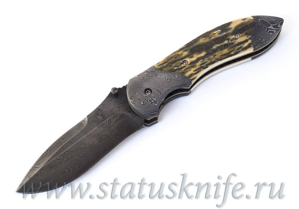 Нож Todd Fischer Gentleman's Tactical Classic Custom
