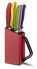 Набор Victorinox кухонный, 6 предметов, в подставке, цветной