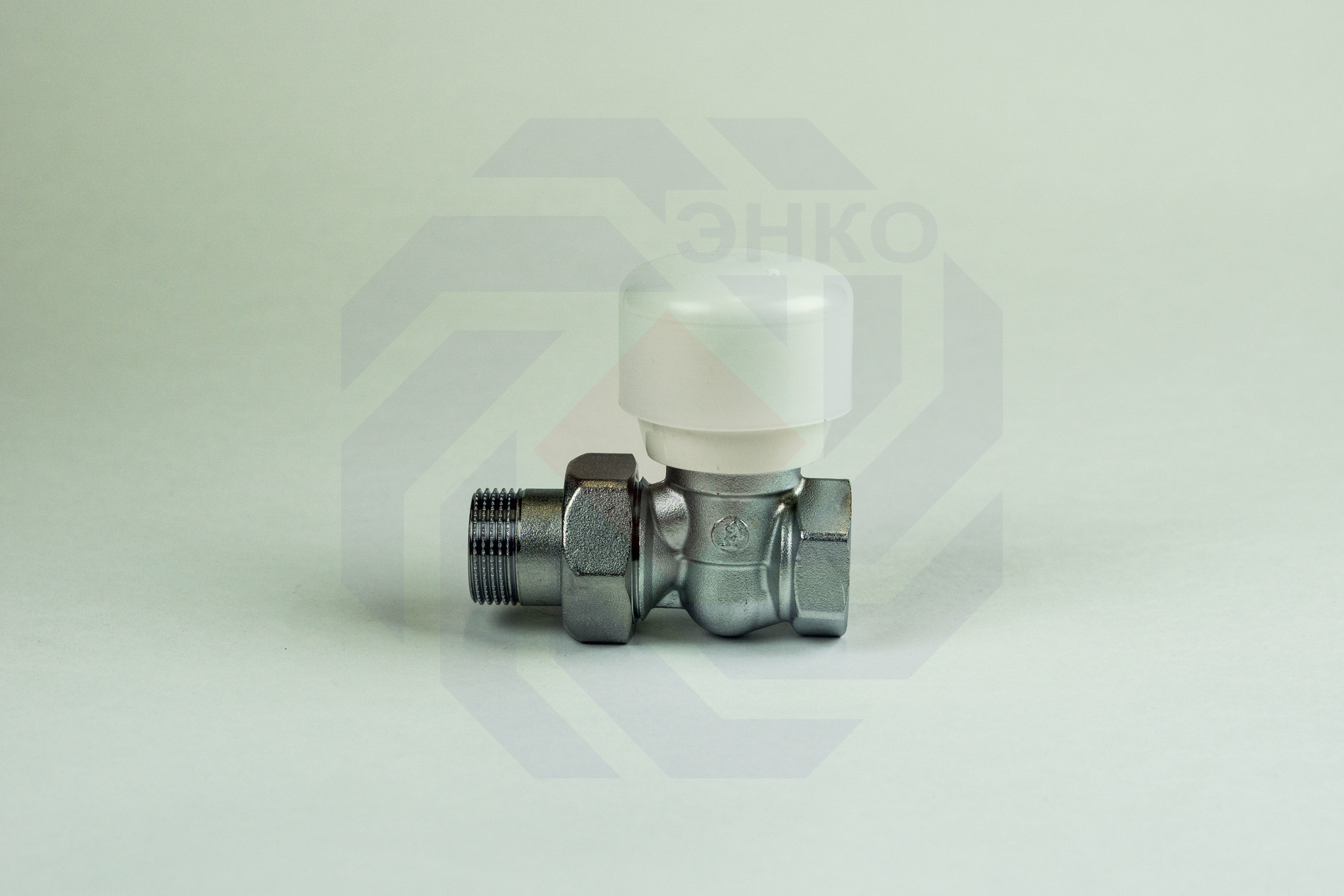 Клапан радиаторный ручной GIACOMINI R6TG прямой ¾