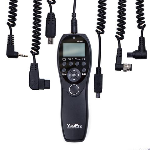Пульт управления YouPro YP-880N3 для Canon