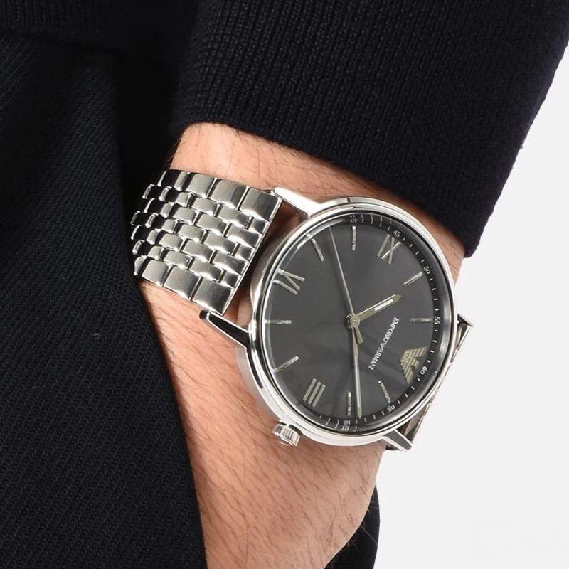 factible referir Húmedo  Мужские наручные часы Emporio Armani AR11068 - купить по лучшей цене |  WATCHSHOP.KZ