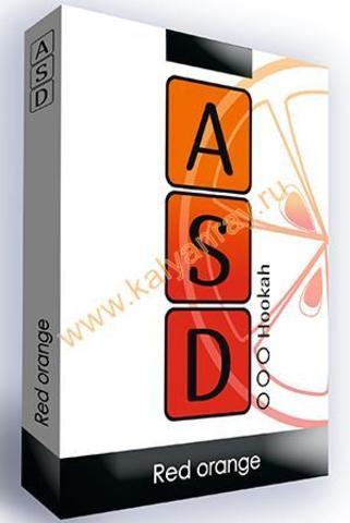 Безникотиновая смесь ASD Hookah - Красный Апельсин