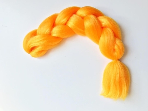 Канекалон A04 (оранжевый)