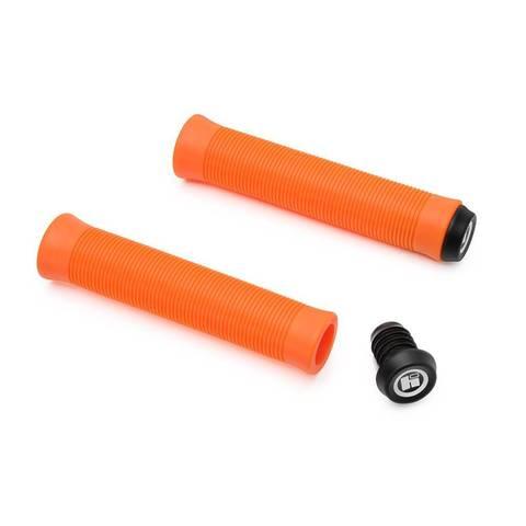 купить грипсы HIPE оранжевые для трюкового самоката