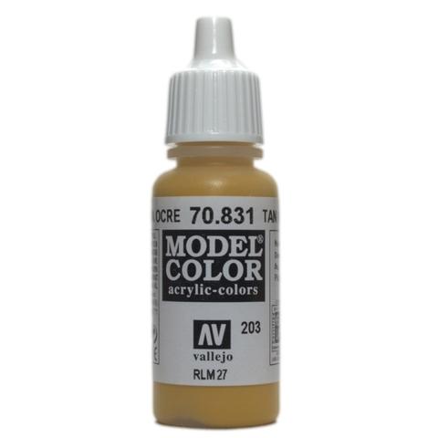 Model Color Tan Glaze 17 ml.