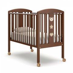 Кровать детская Дени люкс орех
