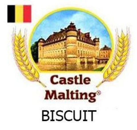 Солод пивоваренный Castle Malting Шато Бисквит® (BISCUIT)
