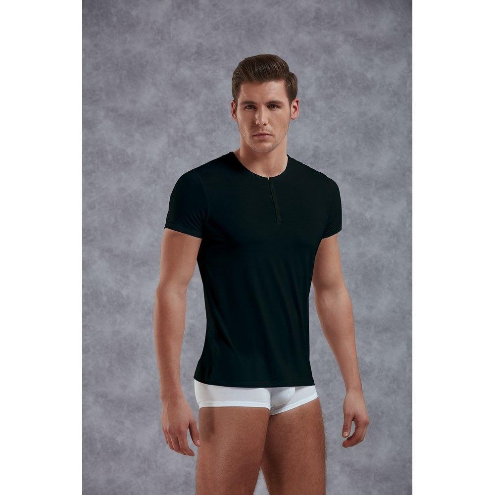 Мужская футболка черная Doreanse 2565