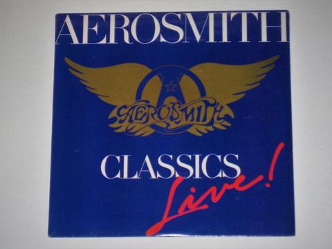 Aerosmith / Classics Live (LP)