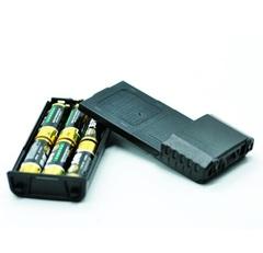Батарейный отсек АА для раций Baofeng UV-5R и DM-5R Plus