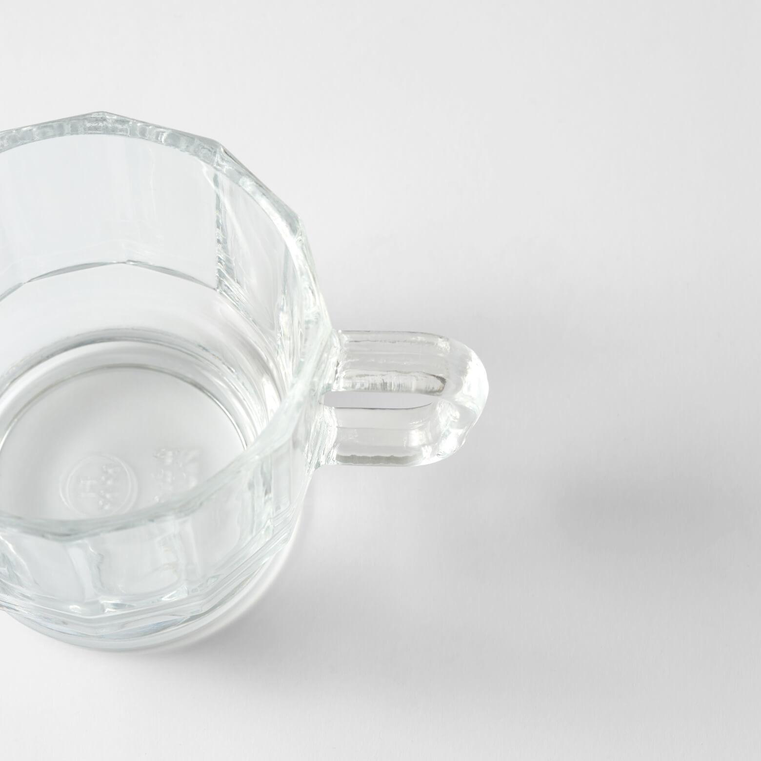 HMM W Glass Clear — прозрачный стакан
