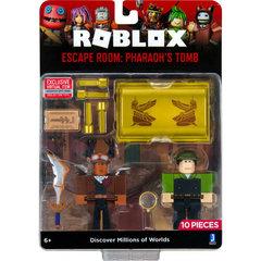 Игровая коллекционная фигурка Jazwares Roblox Game Packs Escape Room: The Pharoah's Tomb W8