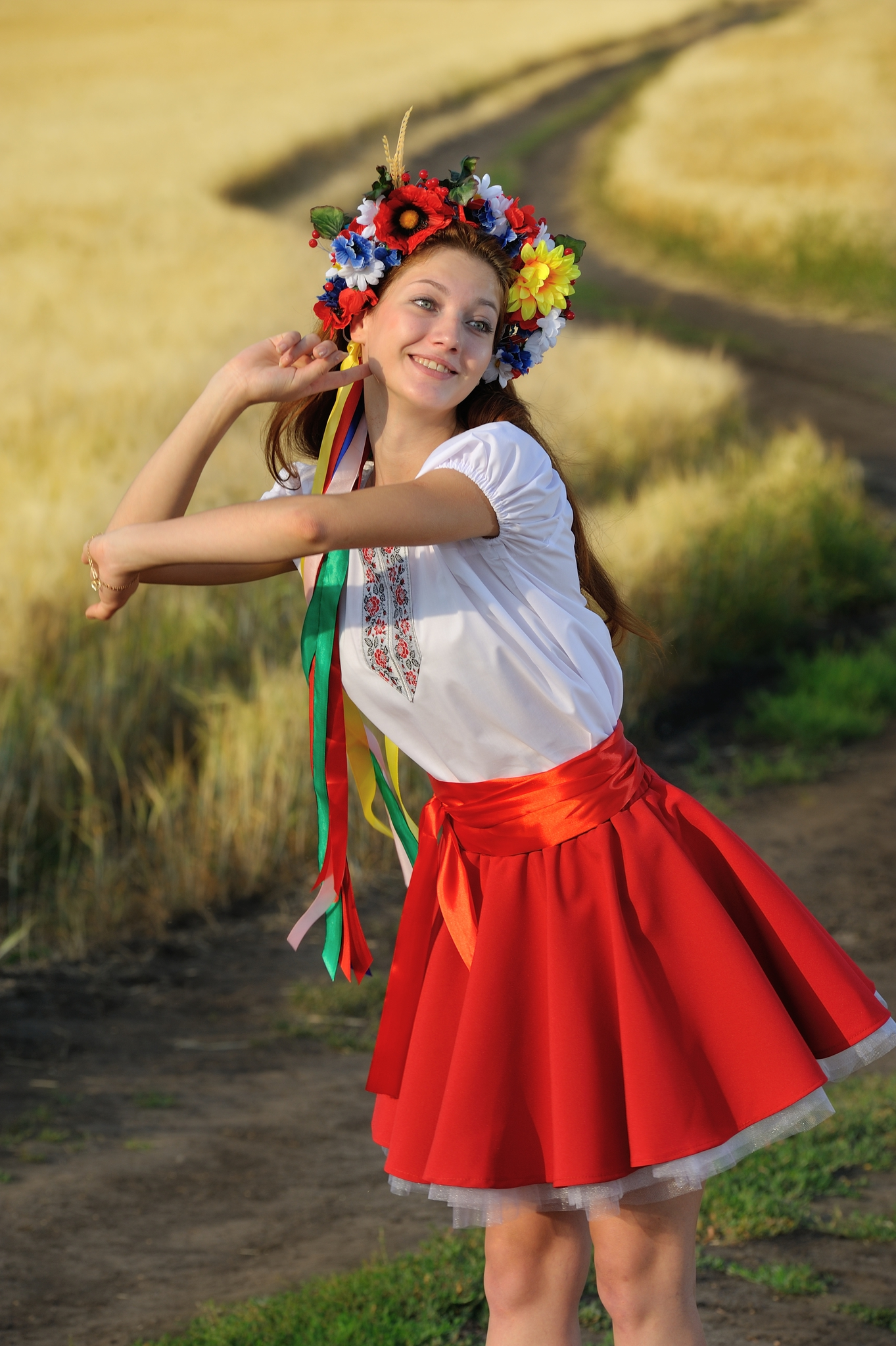 Костюм Казачка для танцев