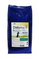 Сухой корм Dailydog Puppy Large Breed для щенков крупных пород с курицей и рисом 20 кг