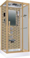 Душевая кабина Niagara Lux 7714G золото