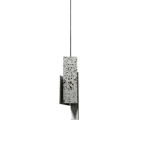 Подвесной светильник копия PIECE by Bentu Design (белый)