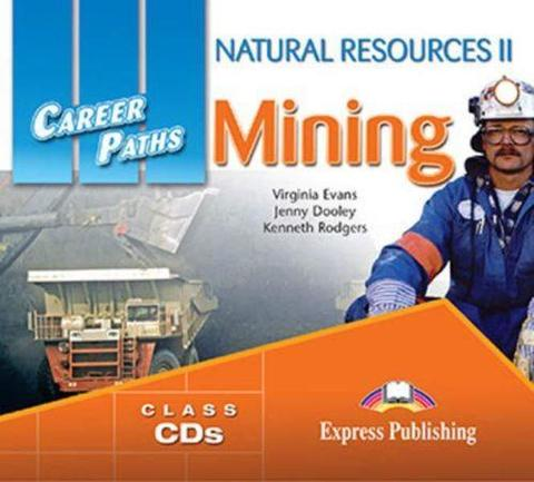 Career Paths Natural Resources II Mining (Esp) Audio Cds (Set Of 2). Аудио CD (2 шт.)