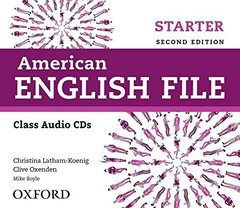 AM ENGLISH FILE  2ED START CL CD(3)